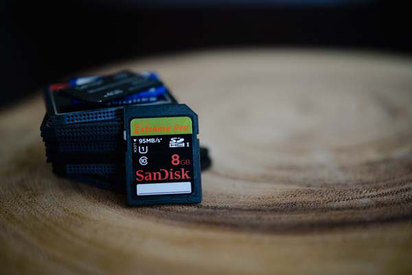 How to Spring Clean Your Memory Cards