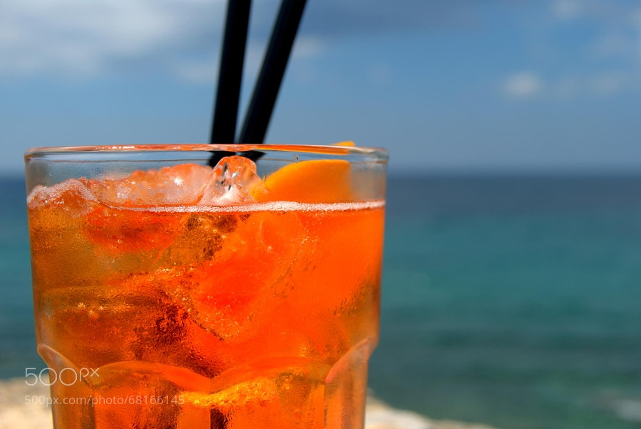 Photograph Sea view Spritz by Lucilla Cuman on 500px