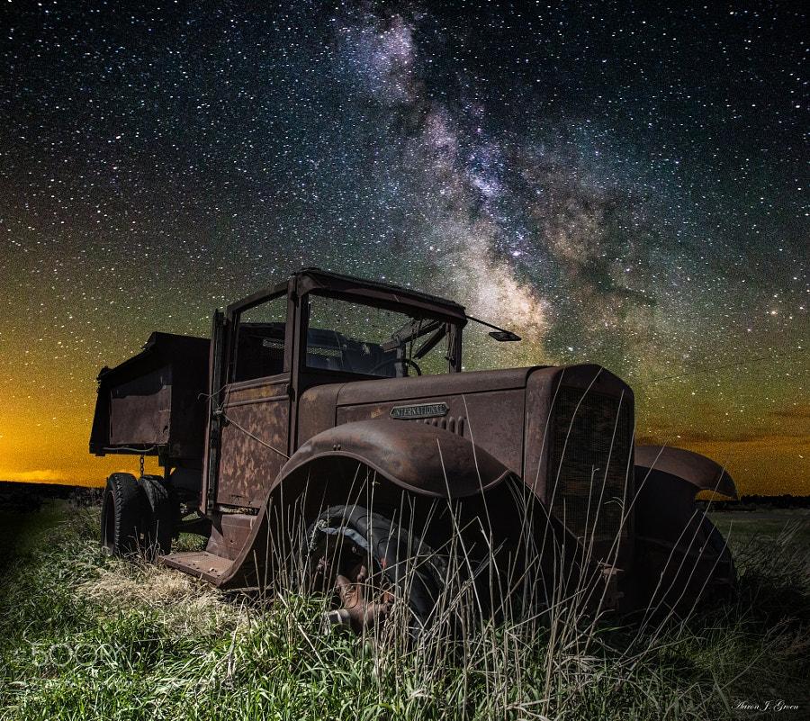 Photograph International Milky Way by Aaron J. Groen on 500px