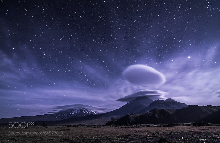 Photograph Volcanoes of Kamchatka by ???????? ?????? on 500px