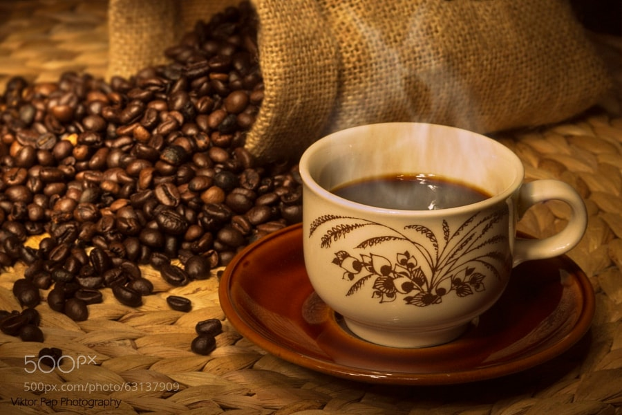 Photograph Coffe by Viktor Pap on 500px