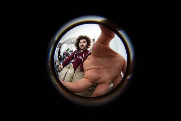 lensbaby圆形鱼眼知道照片
