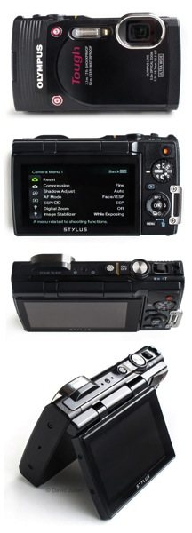 Olympus TG 850 camera 4VIEWS sm