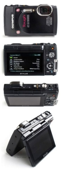 Olympus TG 850 camera 4VIEWS sm
