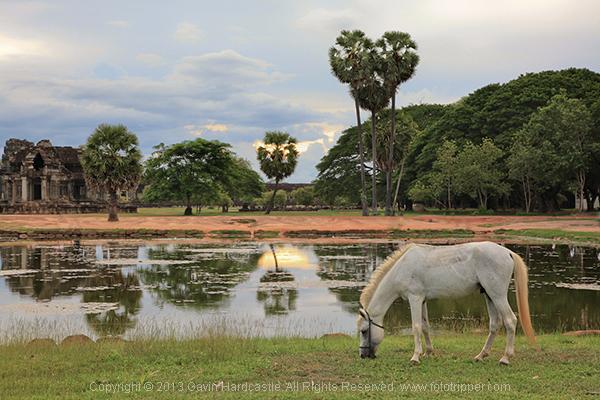 Angkor Wat Cambodia Landscape Photography - Gavin Hardcastle