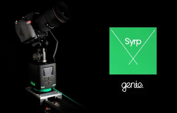 Syrp Genie Robotic Tripod Head Review