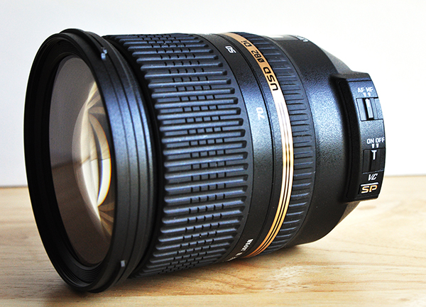 Lens Review Tamron 24-70 mm f/2.8 Di VC USD