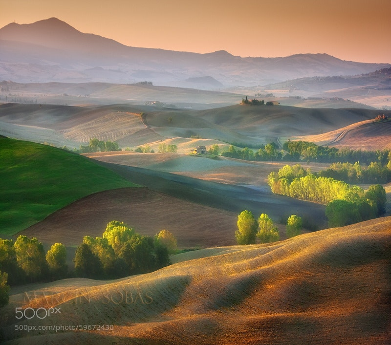 Photograph Morning idyll by Marcin Sobas on 500px