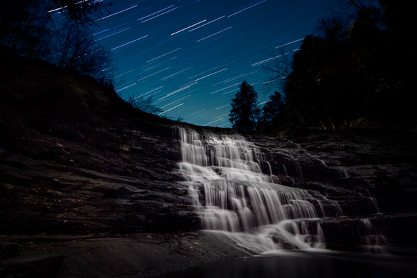 Cane Creek Cascades Star Trail Color3