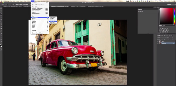 Overview of Some of the New Features of Photoshop CC June 2014