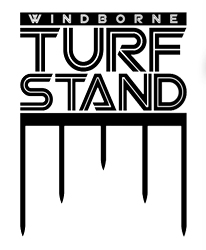 The Turfstand sheds the legs of conventional light stands and adds ground-anchoring spikes for a new layer of stability in outdoor lighting.