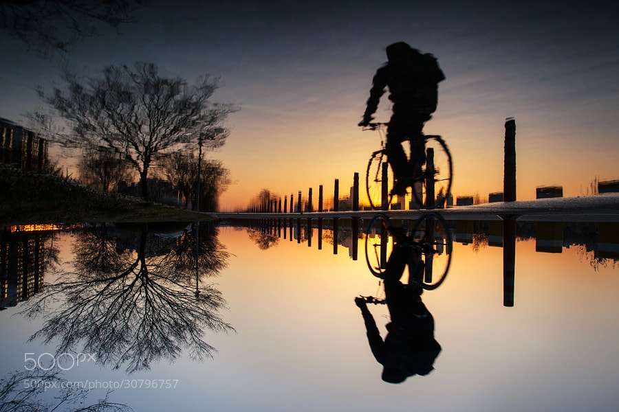 Photograph Ride on Mirror by Praveller B.S on 500px