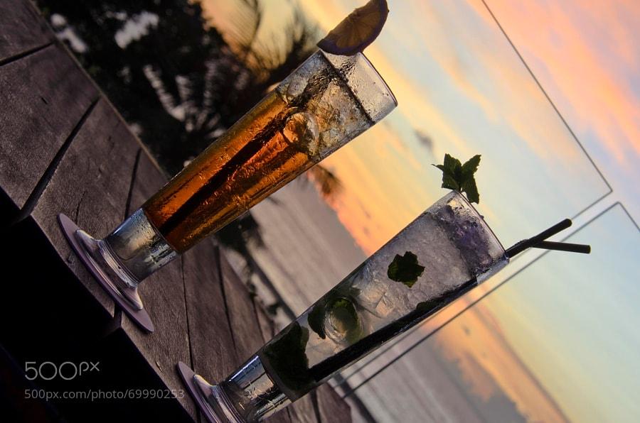 Photograph Sunset cocktails by Ivanka Zagorska on 500px