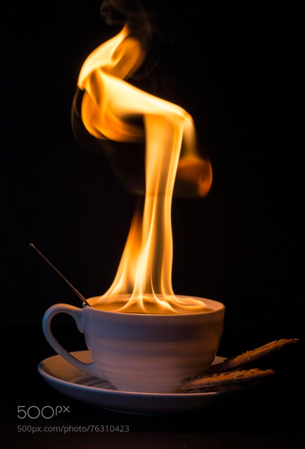 Photograph Hot coffee by Dean Saunderson on 500px