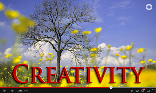 Seeing More Creatively with Bryan Peterson