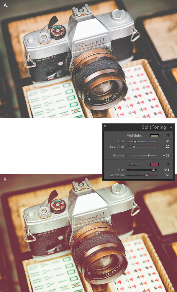 Learn Lightroom from Develop Presets