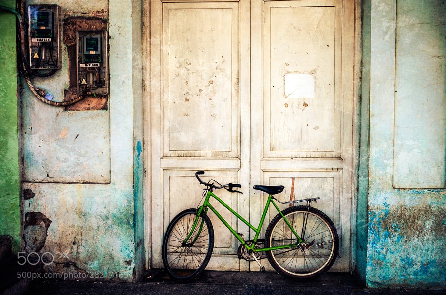 Photograph ## bicycle | | by Paolo Giraudo on 500px