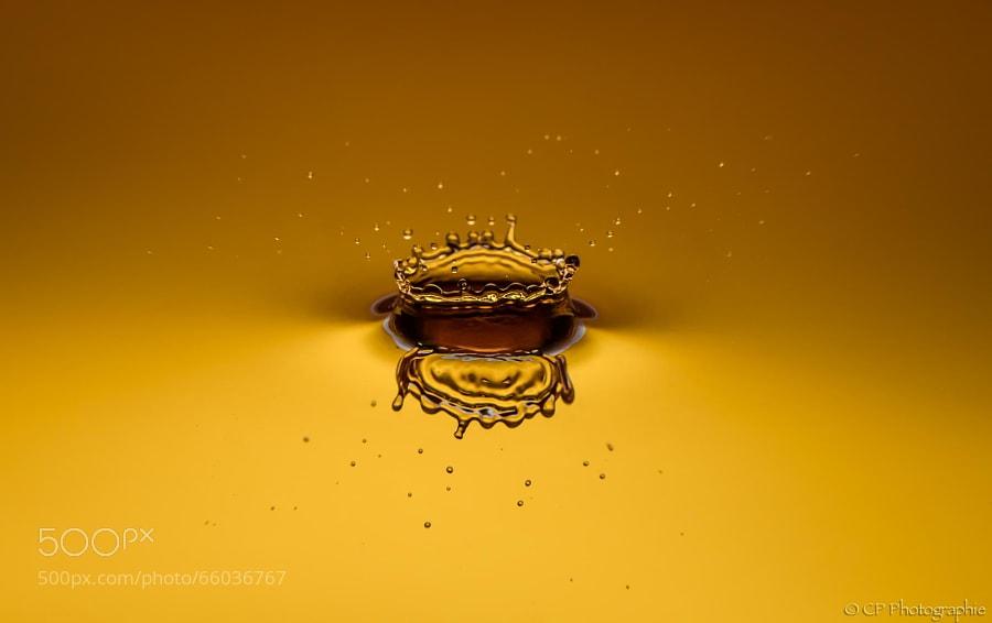 Photograph Golden crown by Chantal Pimparé on 500px