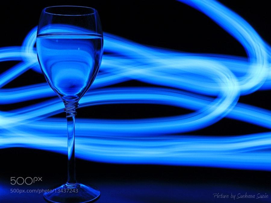 Photograph Blue by Suehana Suzie on 500px