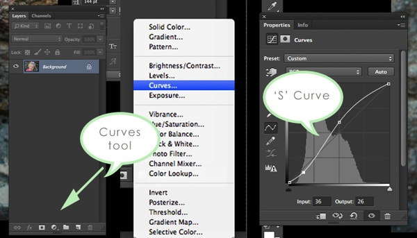 3 Essential Photoshop Tools for New Portrait Photographers