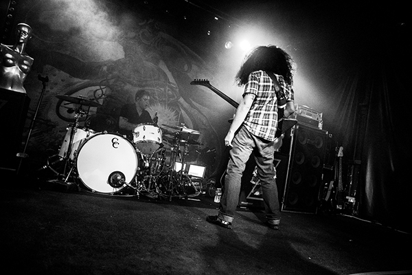 Coheed and cambria will barnes