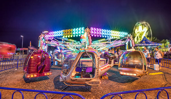 How To Photograph Carnival Rides