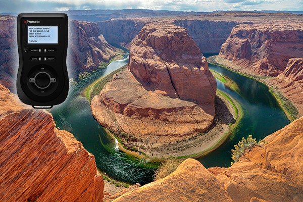 Review of The Promote Control for Time Lapse and Focus Stacking