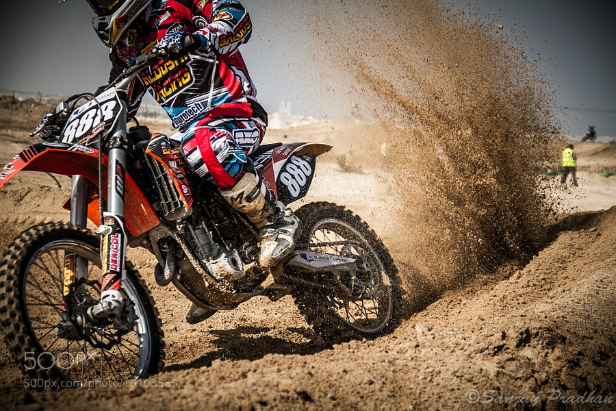 Photograph Motocross by Sanjay Pradhan on 500px
