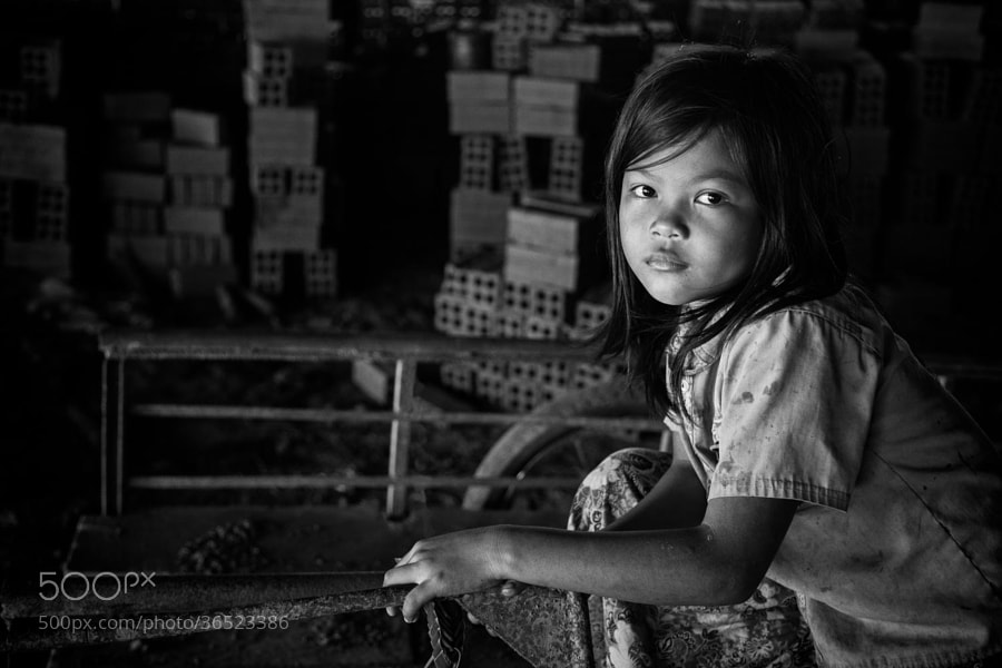 Photograph In the Brick Shed by Anthony Pond on 500px