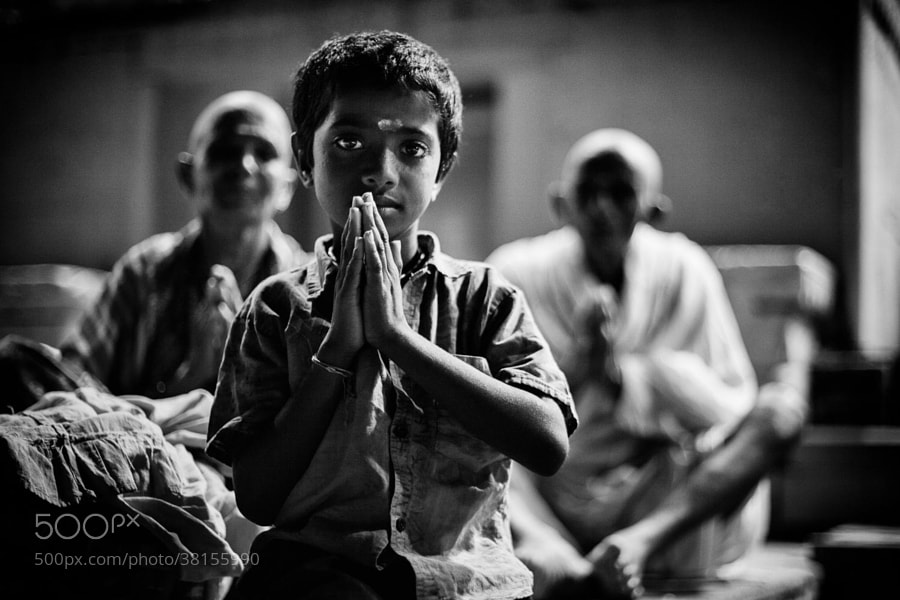 Photograph Three Prayers by Anthony Pond on 500px