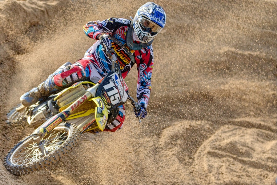 Photograph Motorcross by Faiz Baig on 500px