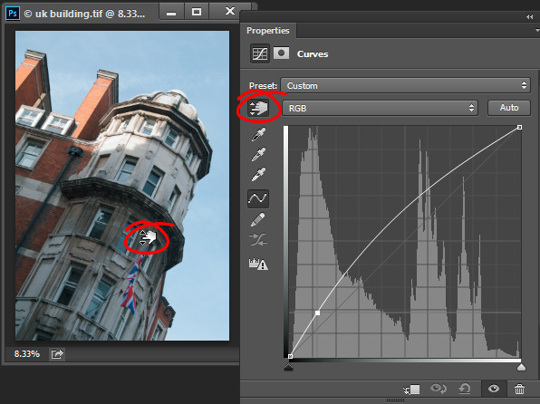 Photoshop-make-adjustments-using-the-curves-dialog-10