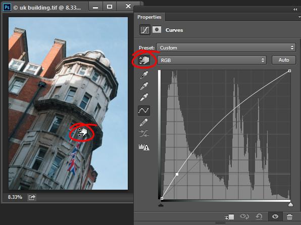Photoshop-make-adjustments-using-the-curves-dialog-10