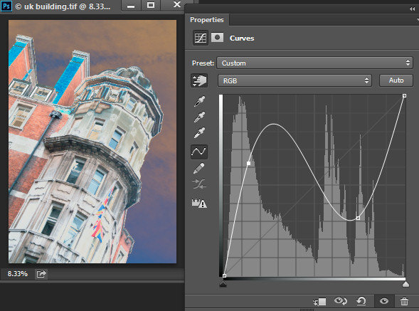 Photoshop-make-adjustments-using-the-curves-dialog-11