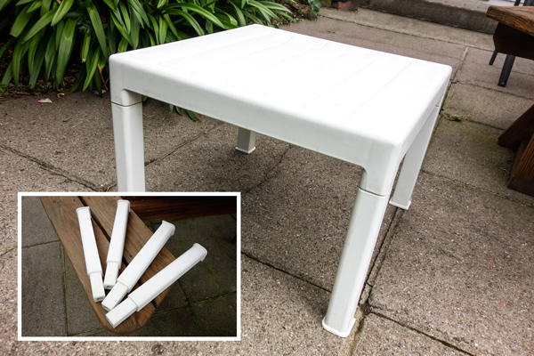 DIY How to Build and Use a Reflector to Take Better Portraits -> Petite Table Plastique