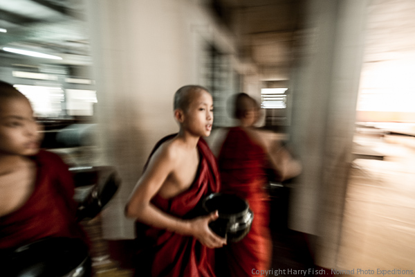 Monks before lunch 2