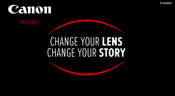 Change Lenses for a New Perspective and Story