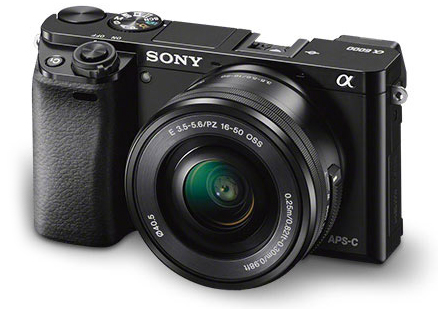 The Sony A6000 Review by Gavin Hardcastle