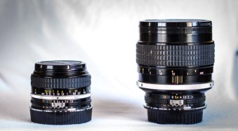 Old Glass: How to Use Old Film Lenses with New DSLR Cameras