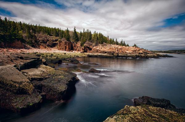 Acadia After LAB adjustment