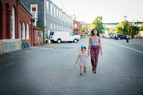 Raising Strong Woman