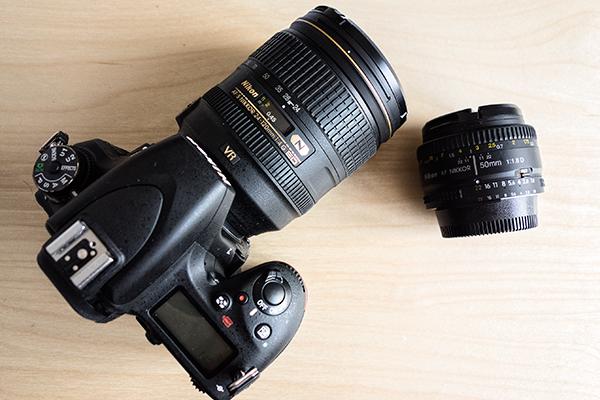Nikon-D750-24-120mm f/4-lens+50mm-f/1.8D-lens