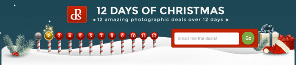 dPS 12 Days of Christmas: Save up to 88% on Some Great Photography Training