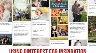 5 Tips for Using Pinterest for Photography Inspiration