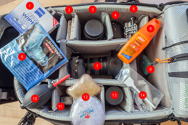 Essential Accessories for Landscape Photography