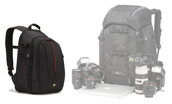 Medium Sized Camera Bag for Landscapes