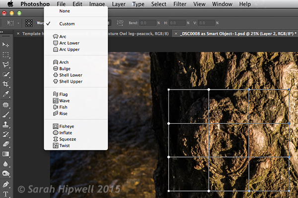 4 Ways To Use The Warp Command In Photoshop