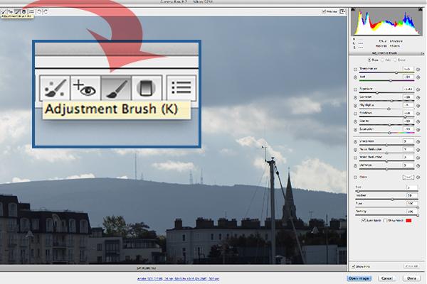 Adjustment-brush-zoomed-up
