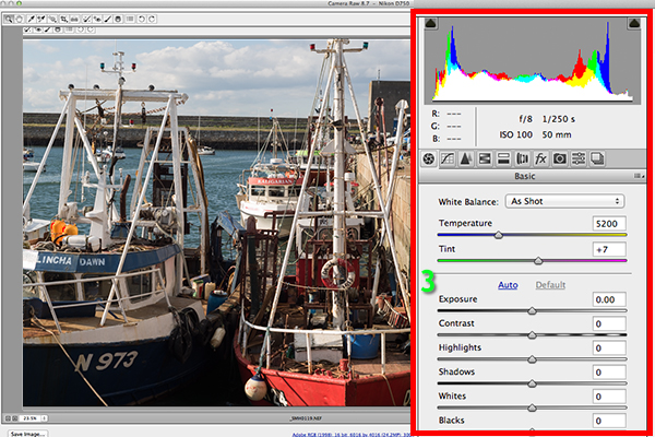 Post-processing RAW Files – ACR Compared to Some Free Software Options