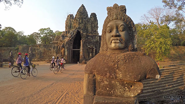 GoPro Hereo 4 Review in Cambodia